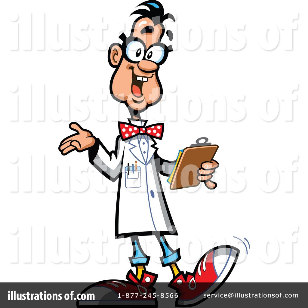 1024x1024 Scientist Clipart