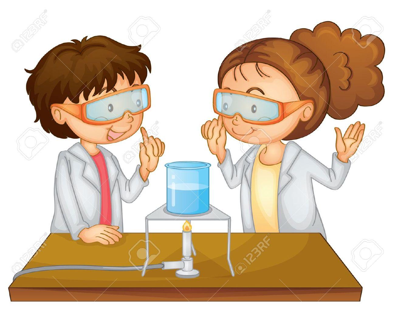 1300x1034 Laboratory Clipart Child Scientist