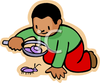 350x290 Magnifying Glass Scientist Clipart, Explore Pictures