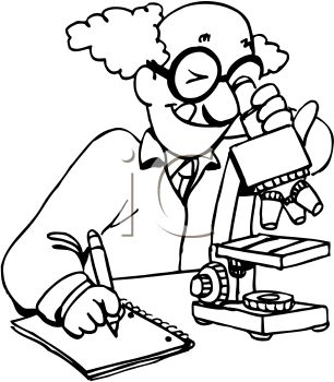 Scientists Images Clipart