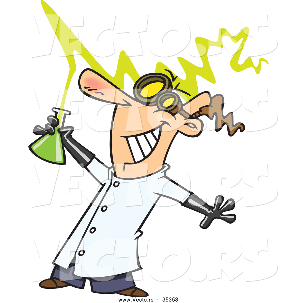 1024x1044 Cartoon Scientist Clipart
