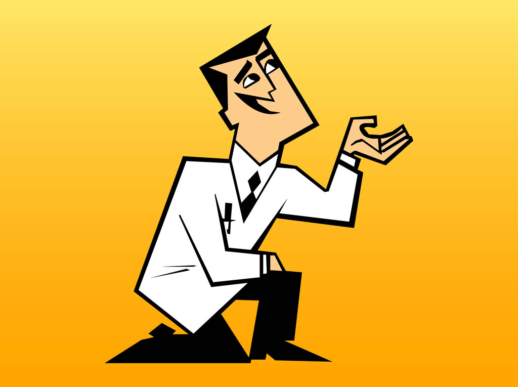 1024x765 Scientist Clip Art