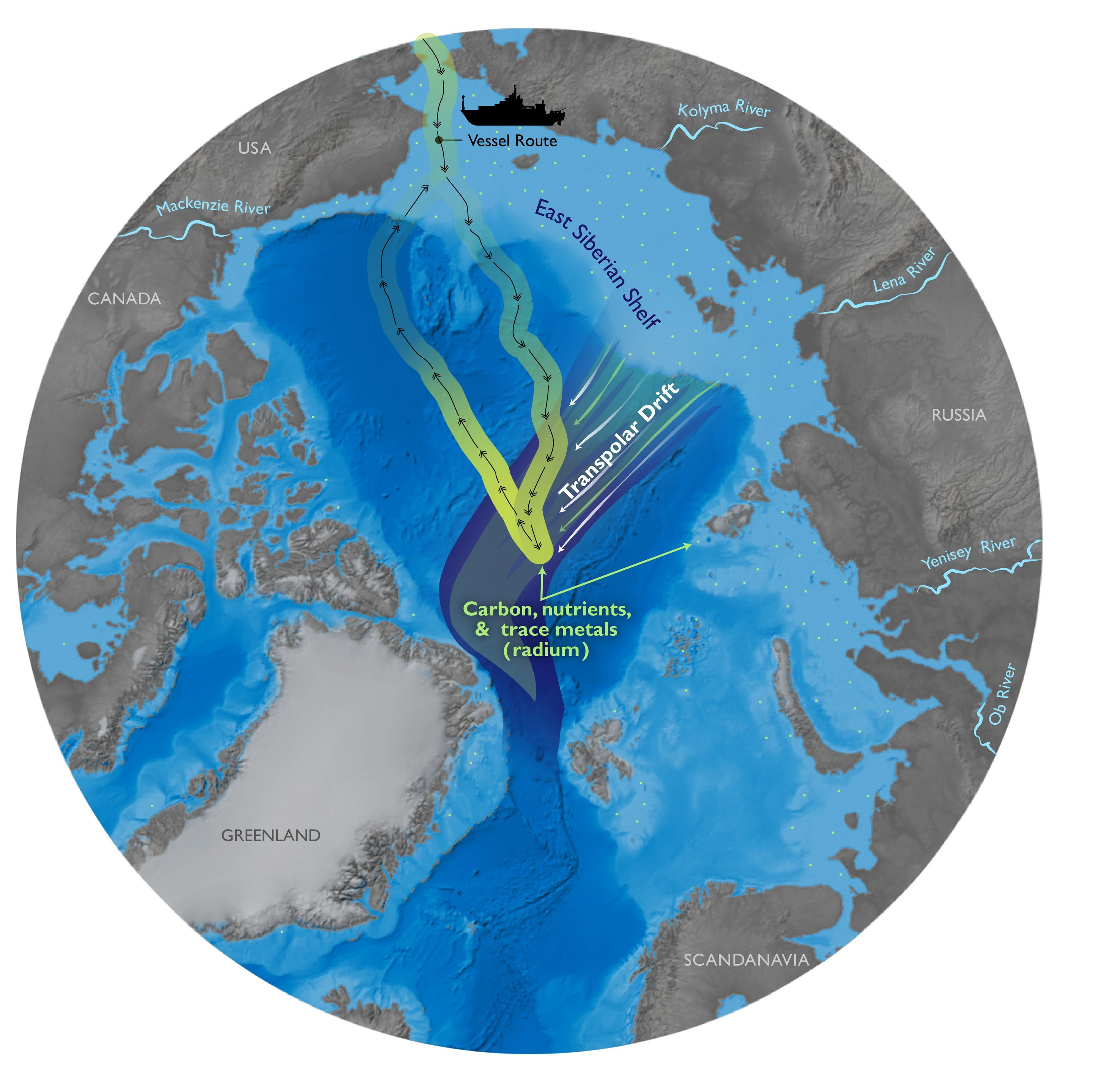 2880x2879 Find Surprising Evidence Of Rapid Changes In The Arctic