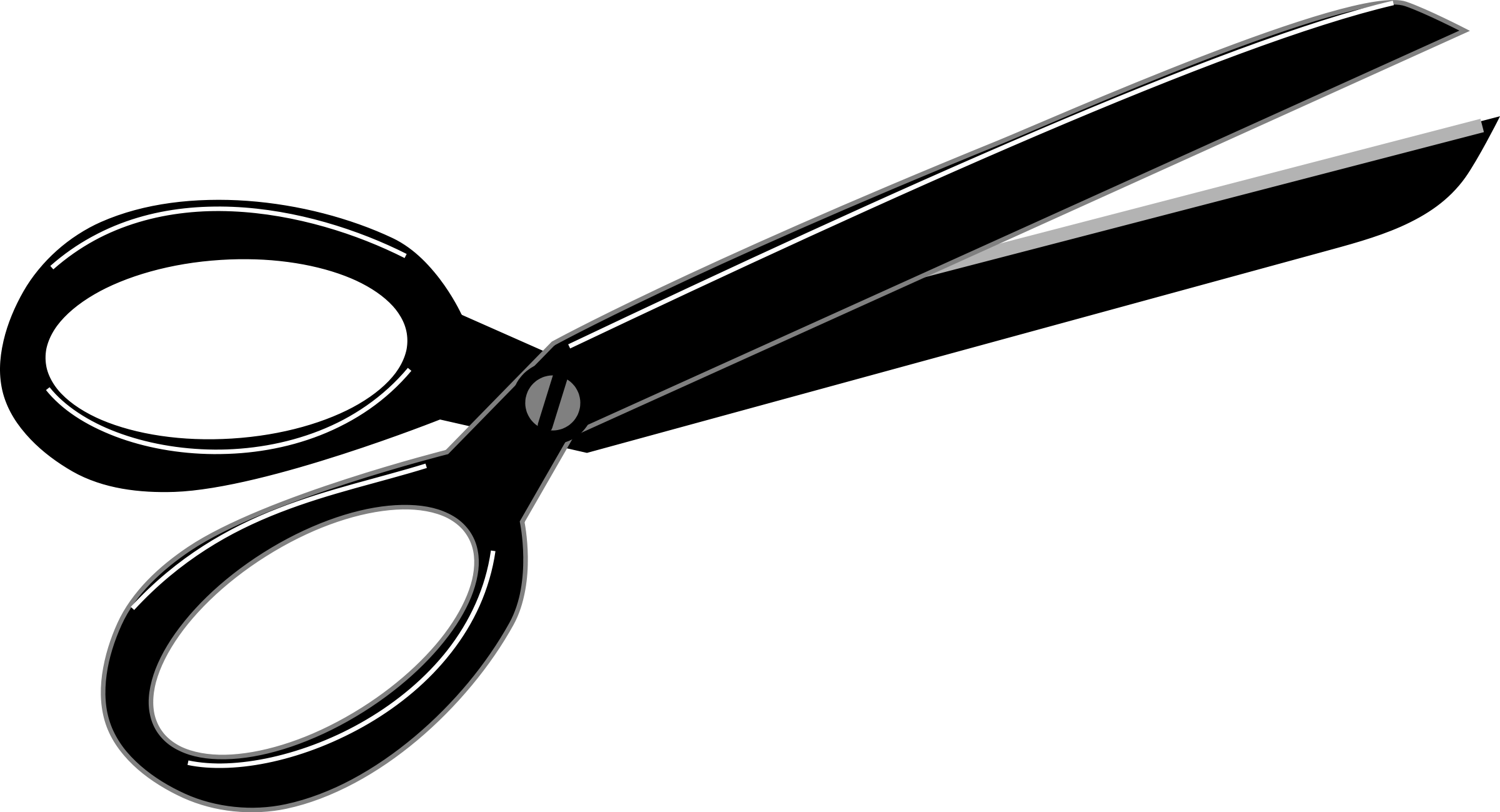 Scissor Clipart Black And White | Free download on ClipArtMag