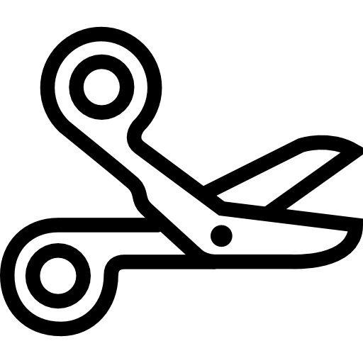 512x512 Scissors Icon Clipart