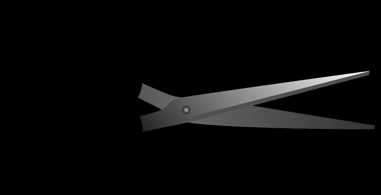 1600x819 Scissors Clipart