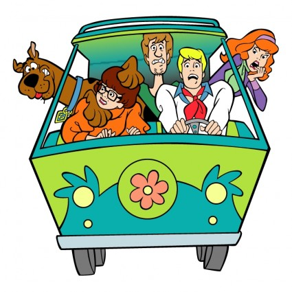 425x425 Free Scooby Doo Picture Downloads Free Vector For Free Download