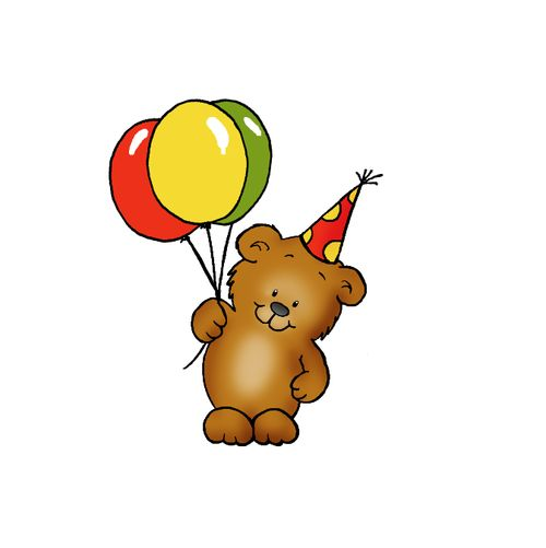 500x501 18 Best Geburtstag Images Balloons, Bedroom And Drawing