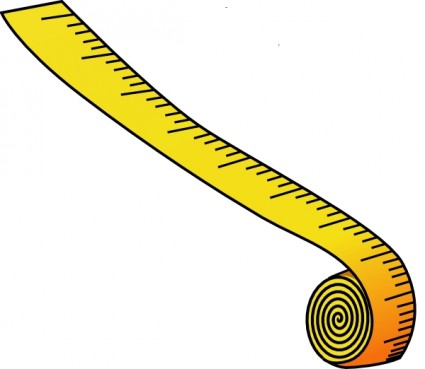 425x369 Measuring Tape Clip Art Free Vectors Ui Download