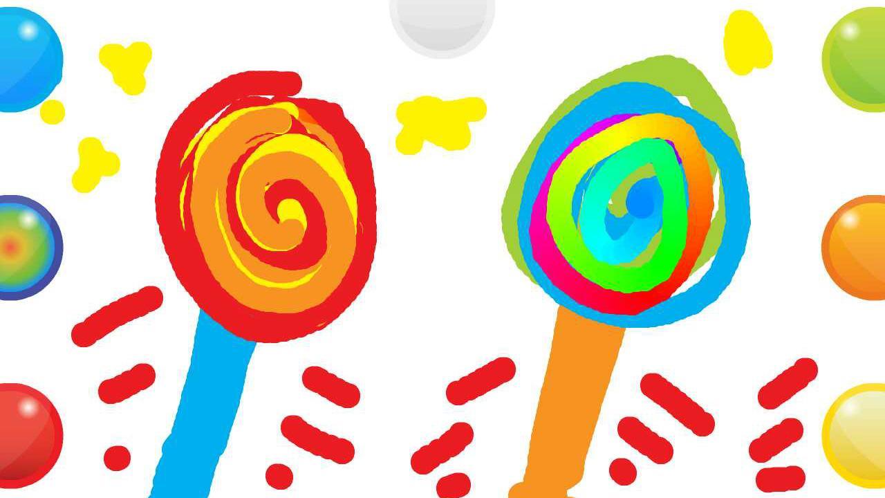 1280x720 Paint Clipart Finger Painting