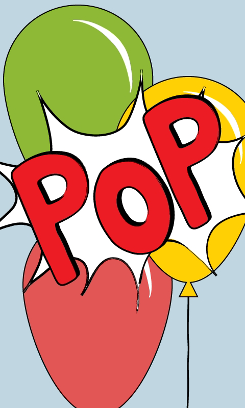 480x800 Popping Balloons Clipart, Explore Pictures