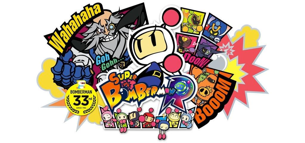 1024x480 Super Bomberman R Nintendo Switch Screens And Art Gallery