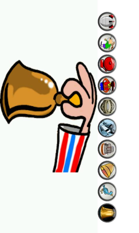 480x800 Bell Clipart Whistle