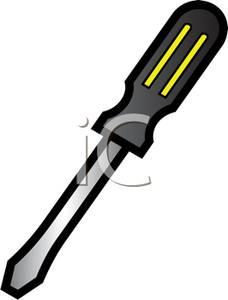 228x300 Flat Head Screwdriver