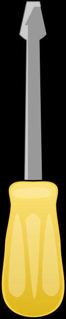 136x654 Free To Use Amp Public Domain Screwdriver Clip Art
