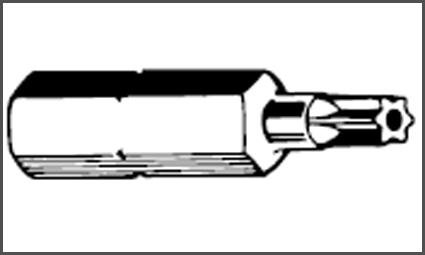 425x255 Screws Clipart Torx