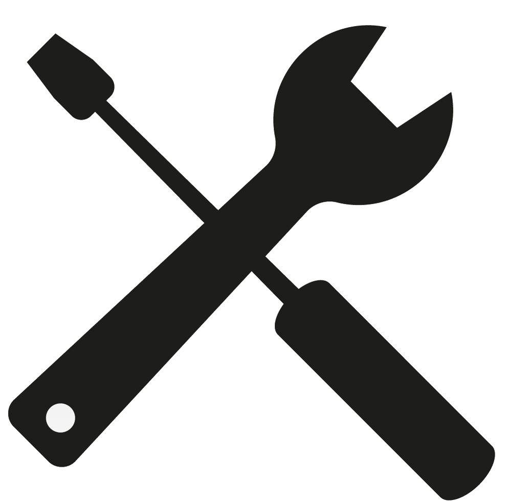 989x979 Wrench And Screwdriver Clipart