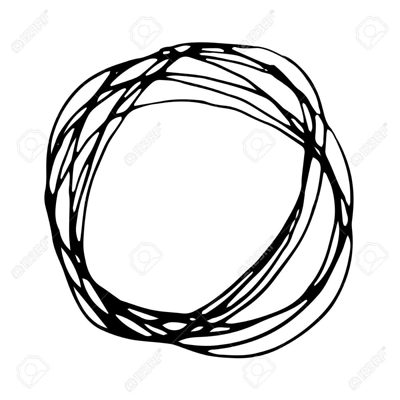 1300x1300 Circle Clipart Pencil Drawing