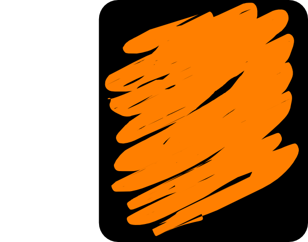 600x471 Orange Clip Art