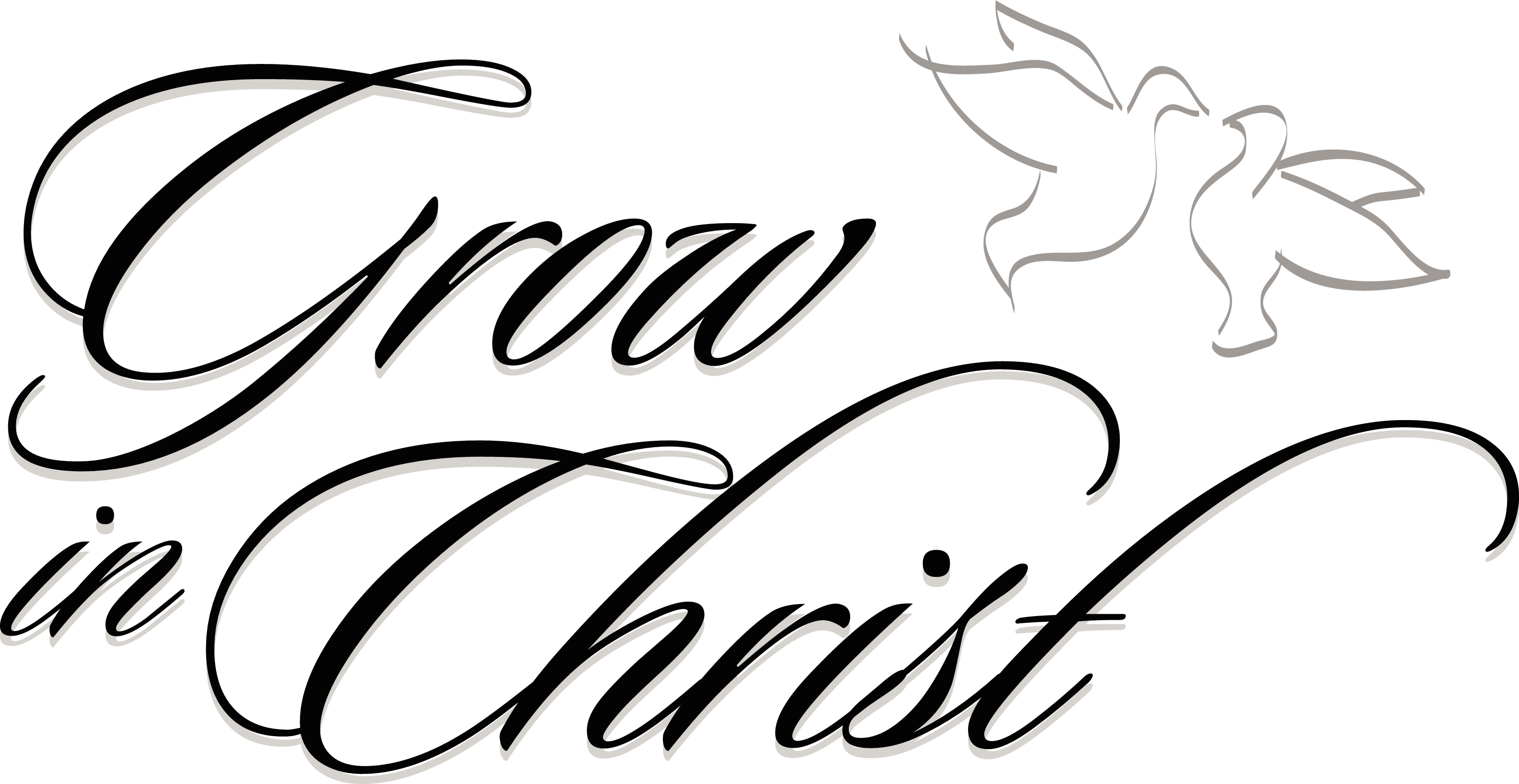 3300x1704 Doves And Bible Clipart