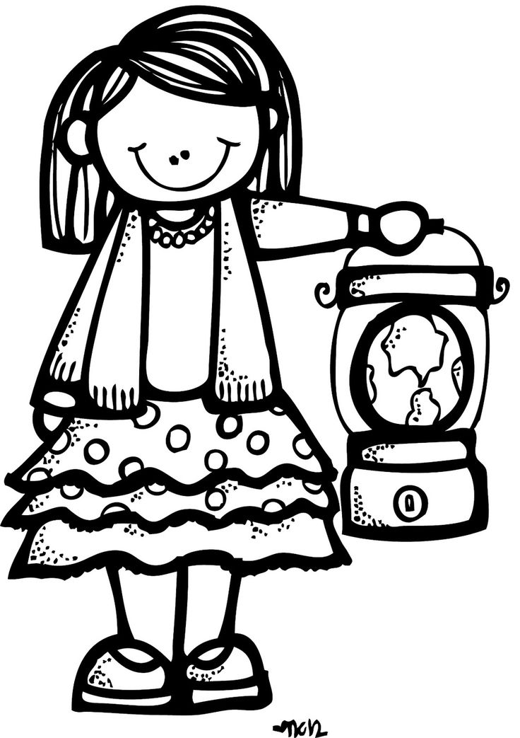 736x1043 9 Best Clip Art Images Young Women, Beautiful And Black
