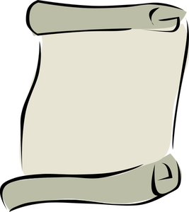 Scroll Art Clipart