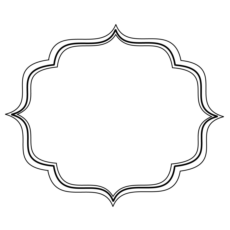 1500x1500 Scroll Border Clip Art