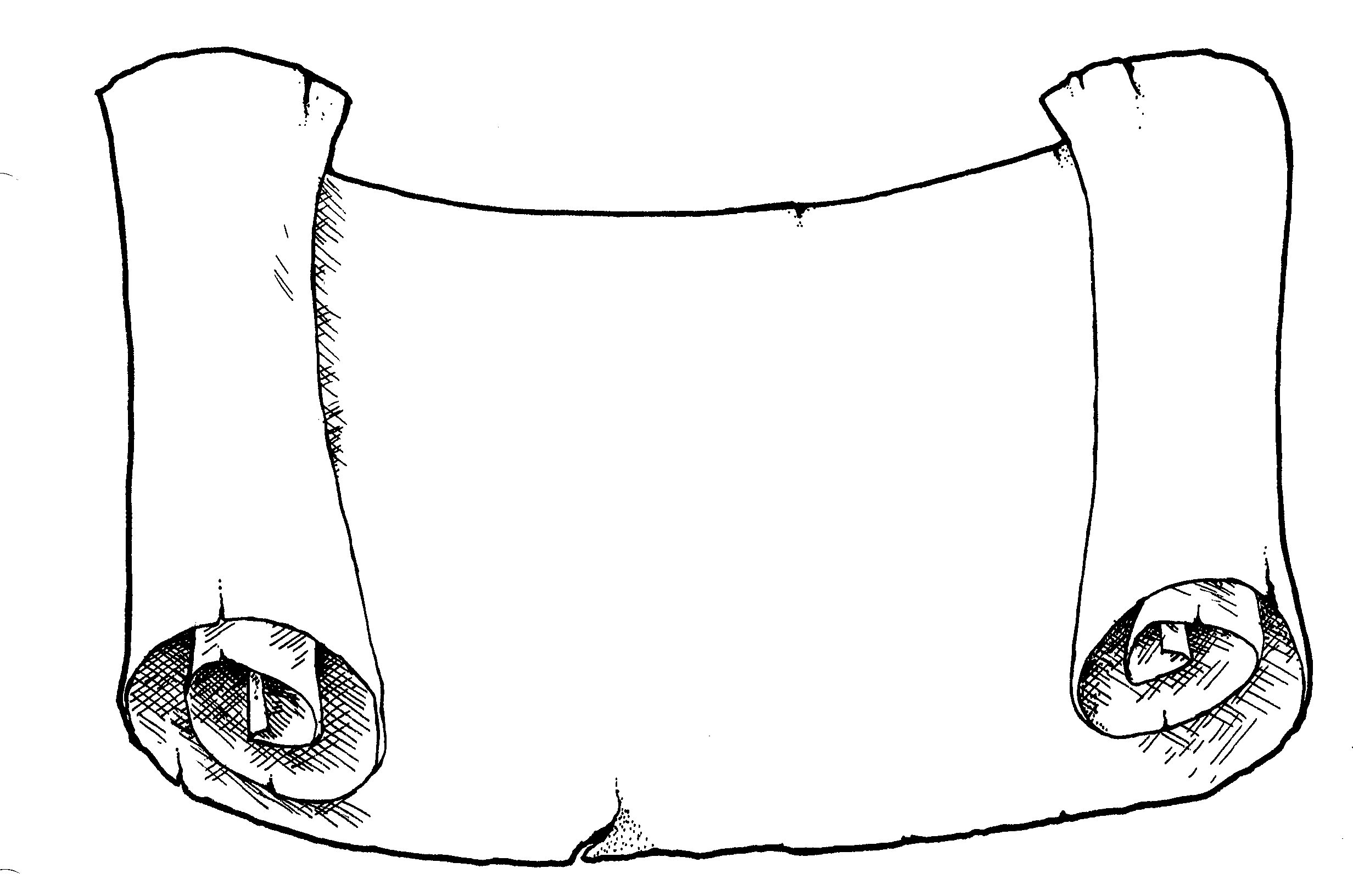 2464x1632 Scroll Clipart Old Testament