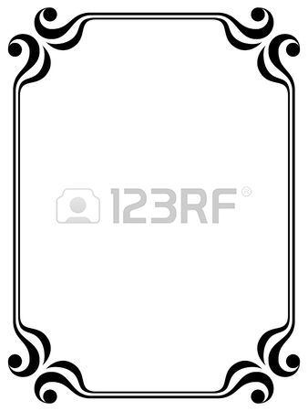 338x450 Drawn Scroll Simple