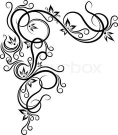 Scroll Border Designs Free Download Best Scroll Border Designs On