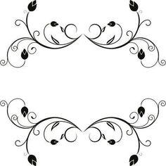 236x236 Free Clip Art Borders Scroll