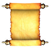 170x168 Old Scroll Cliparts 240786