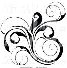236x240 Fancy Scroll Designs Fancy Scroll Design No Background Shield