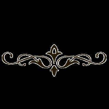 370x370 Fancy Scroll Clip Art