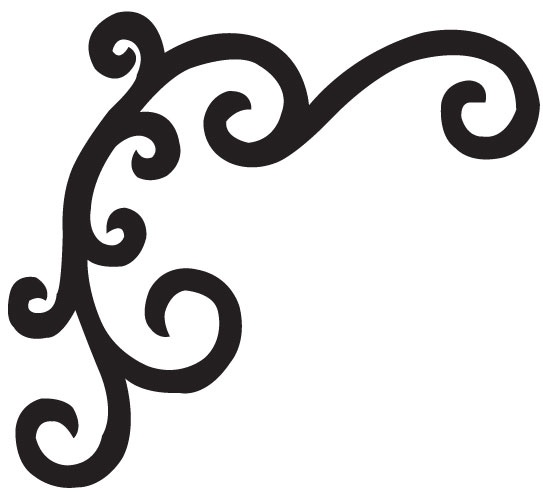 543x494 15 Best Designsstencil Images Baroque, Calligraphy