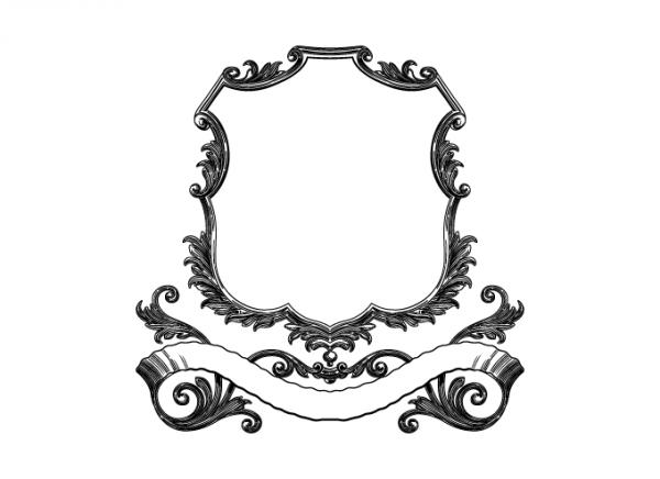 Scroll Frames | Free download best Scroll Frames on ClipArtMag.com