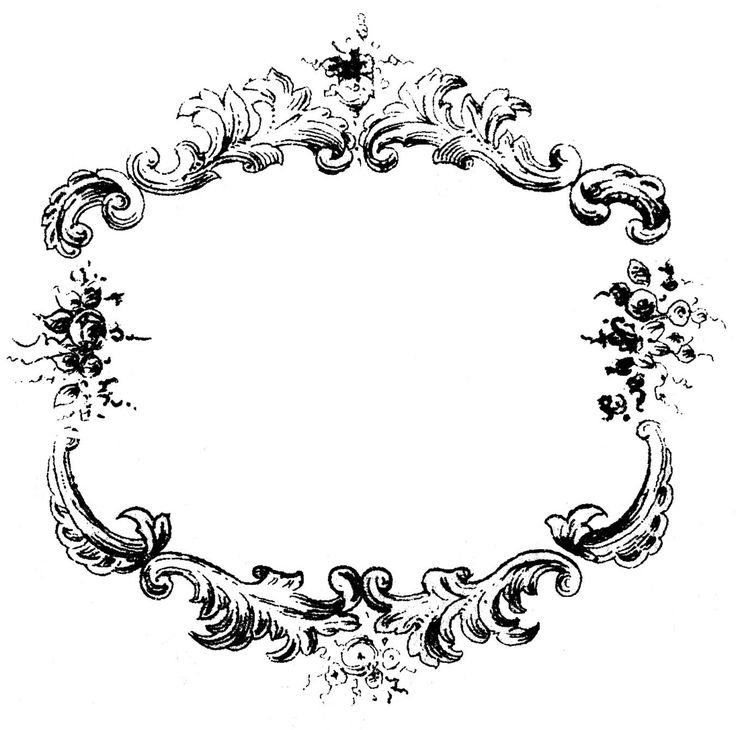736x730 Frame Clipart Free Images 4