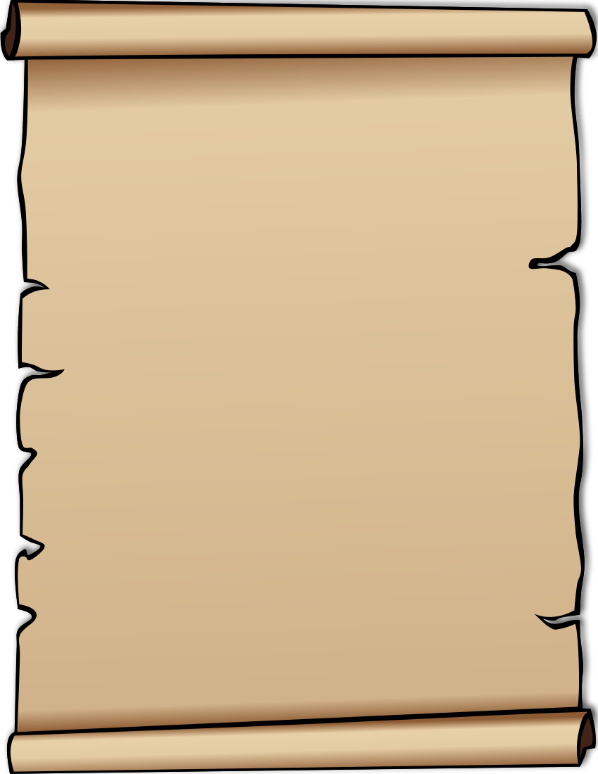 850x1100 Scroll Frame Clipart Free Clipart Images