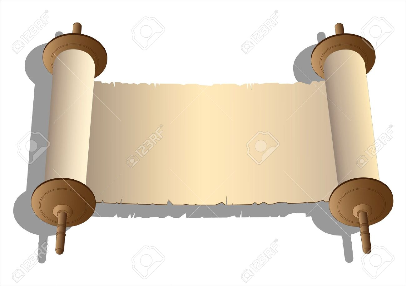 1300x917 Scroll Clipart Bible