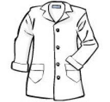 215x200 Scrubs Lab Coat Clip Art Cliparts