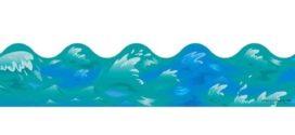 272x125 Sea Life Decals Wallpaper Border Wall Art Ocean Animals On Ocean