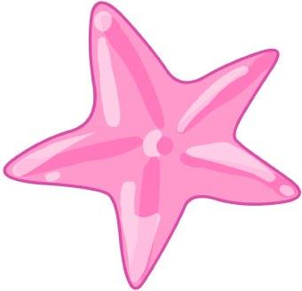 340x328 Cute Of A Sea Star Clipart