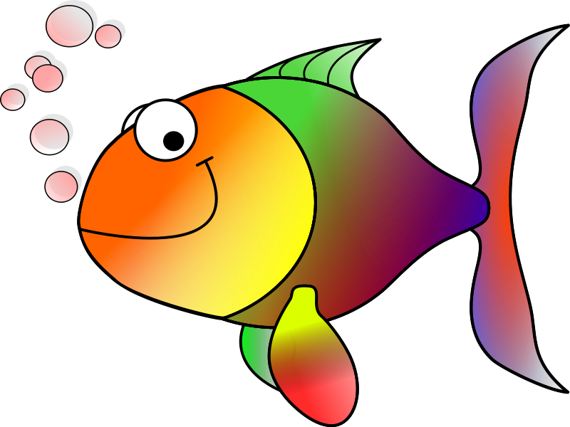 800x600 Gallery For Cartoon Sea Creature