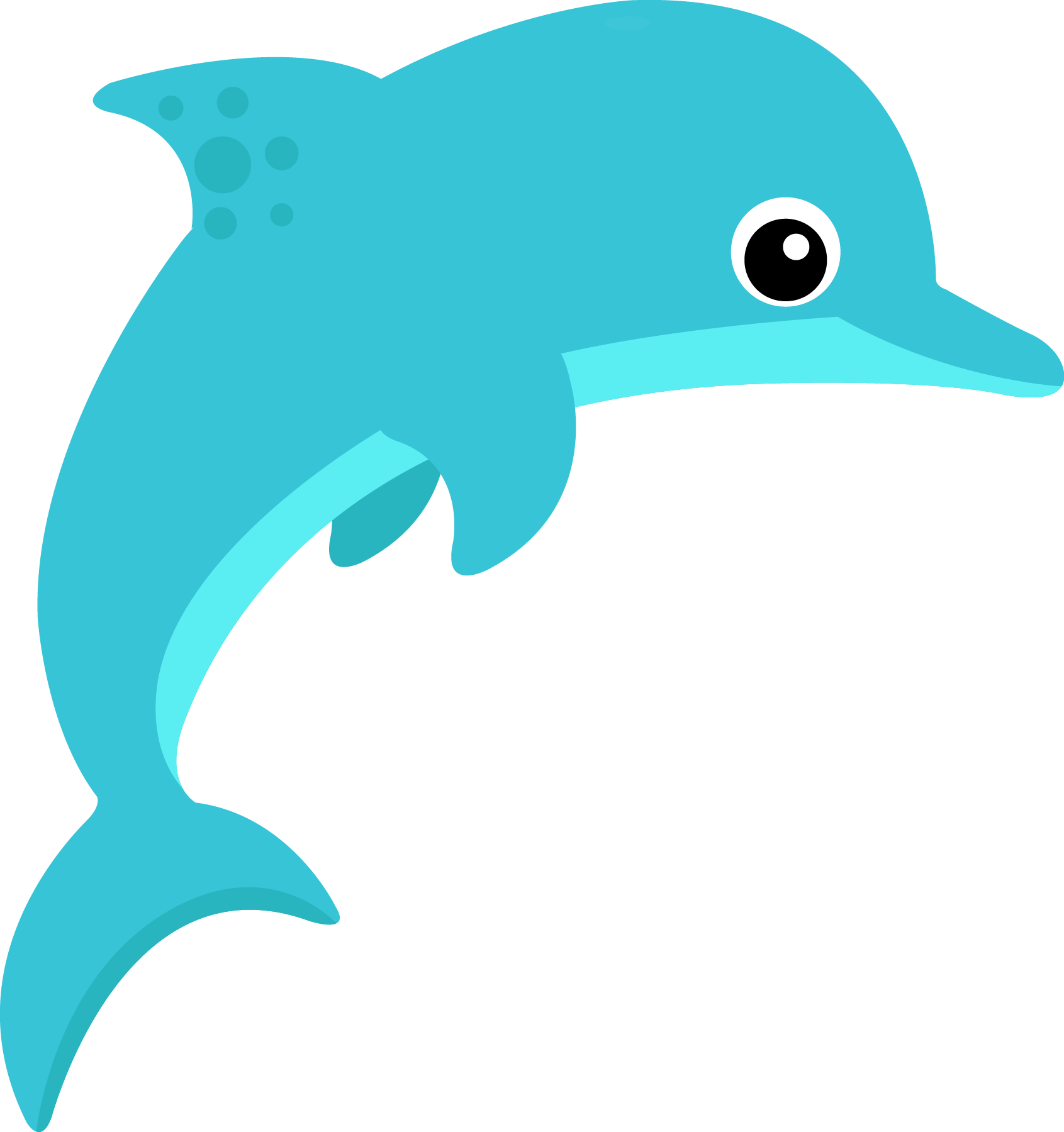 1691x1800 Beautiful Clipart Sea Animal