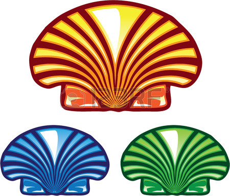 Sea Shells Clipart