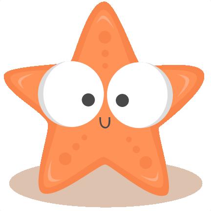 432x432 Orange Clipart Sea Star