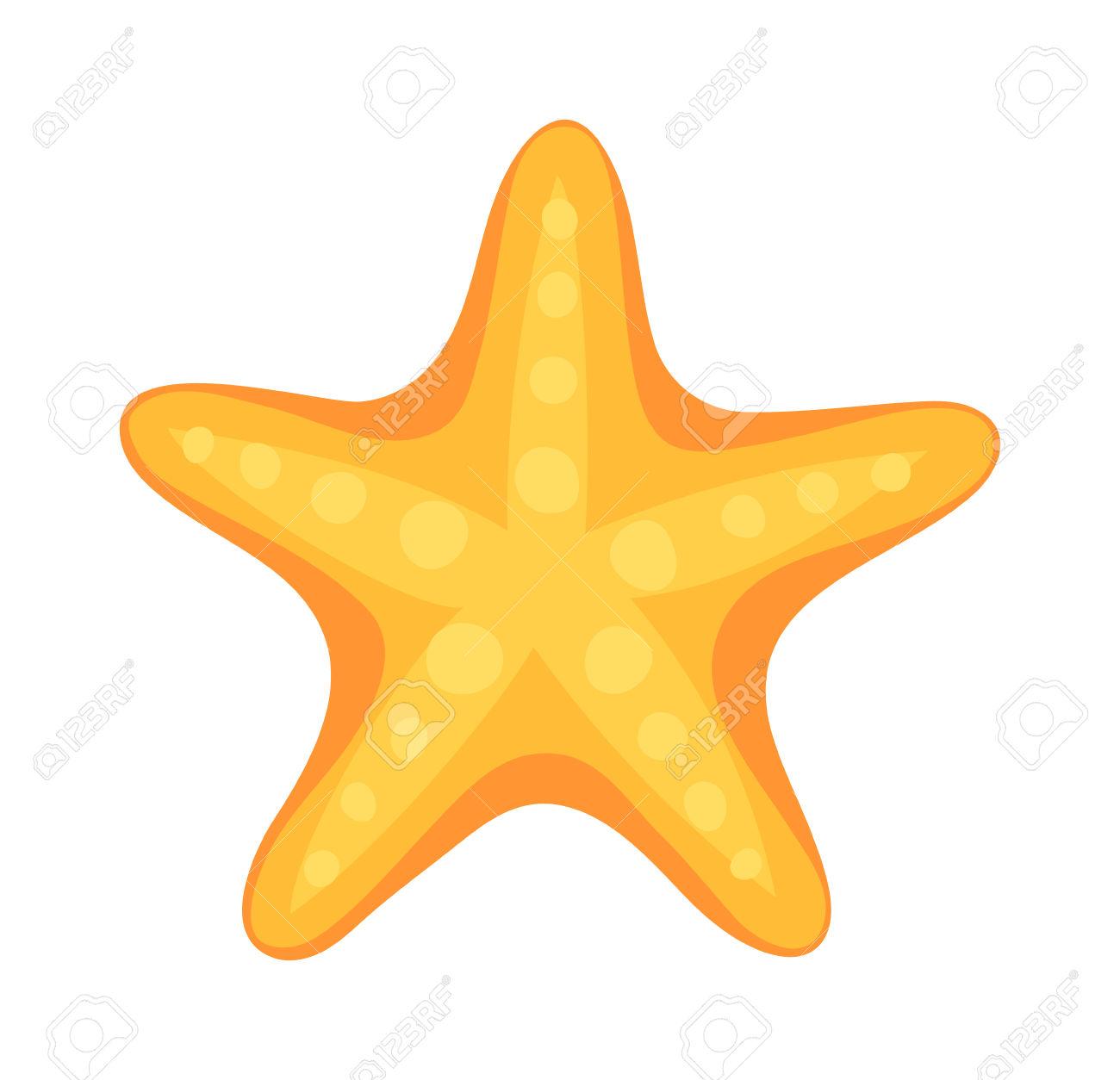 1300x1254 Starfish Clipart Aquatic Life