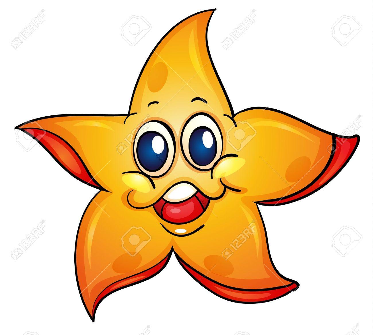 1300x1167 Top 80 Sea Star Clipart
