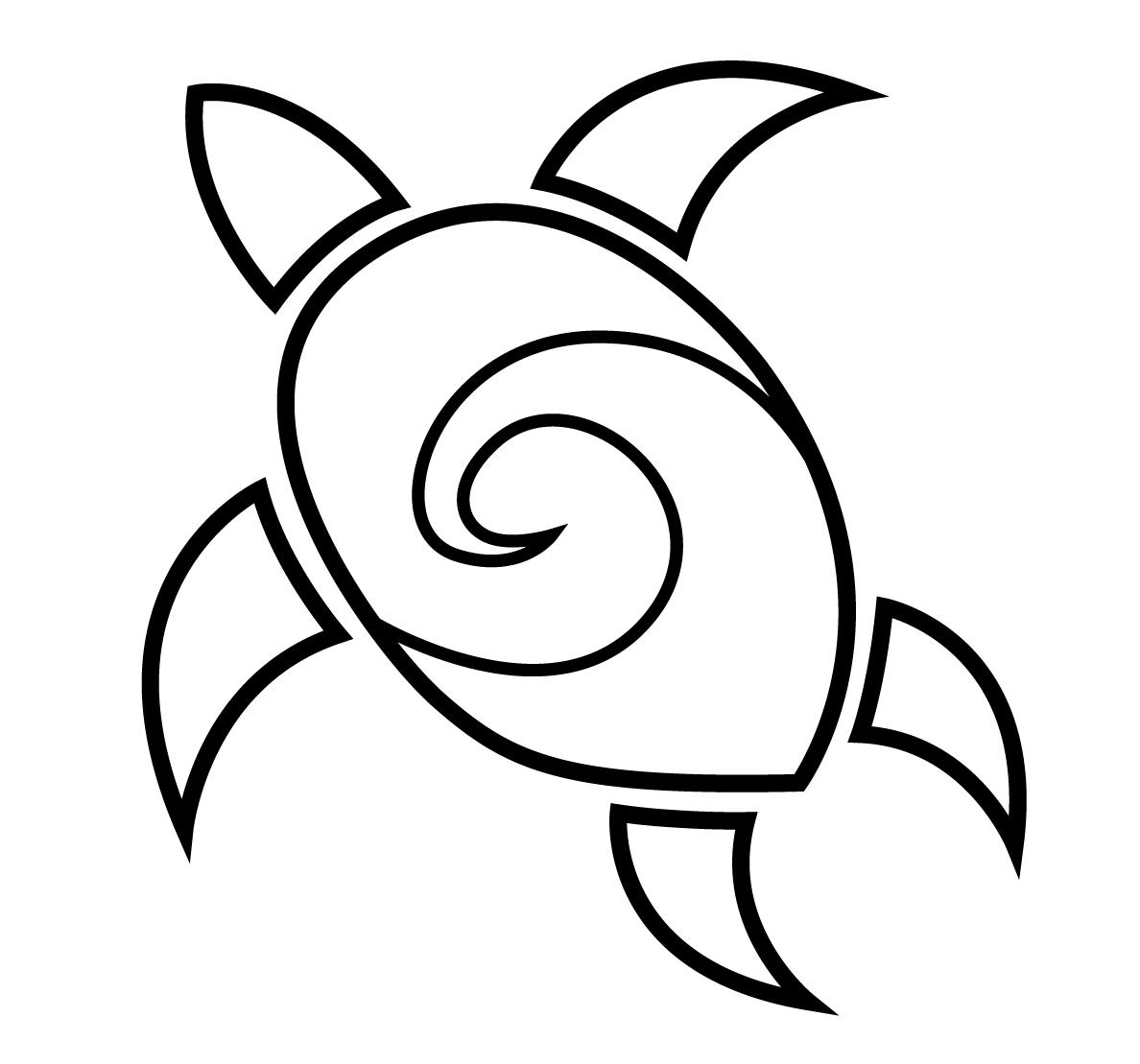 1188x1109 Simple Sea Turtle Drawing Animated Turtle Clip Art Simple Turtle