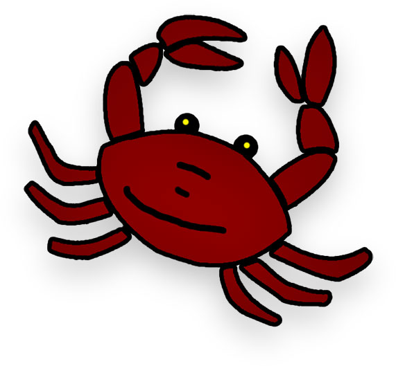 571x529 Free Crab Animations Crab Clipart S